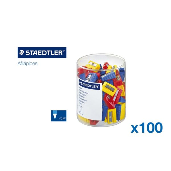 Bote 100 Afilalapices STAEDTLER